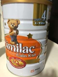 1.8kg Similac Gain kid stage 4