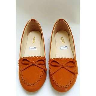 (BARU) Flatshoes NN 34