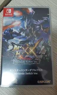 Monster Hunter XX (JPN)