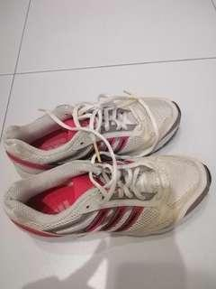Authentic Adidas track shoes