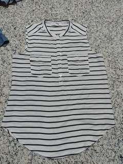 🚚 Stripes Blouse