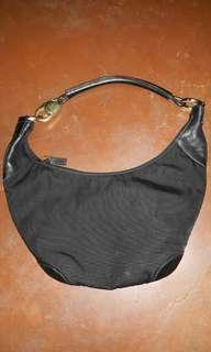 Gucci GG canvass shoulder bag