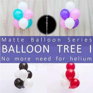 Balloon tree / balloon floater / balloon stand