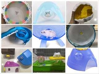🚚 Brand new hamster accessories