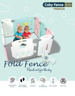 Coby fence by coby house (made in Korea) 8+2 fence