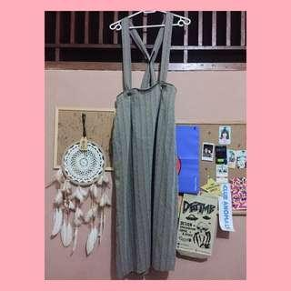 Vintage Overall Dress