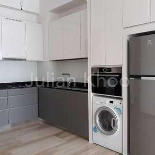 Opposite Pasir Panjang MRT !  Brand New !  1-bedroom + Study @ BIJOU
