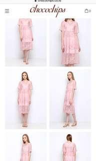 chocochips dress