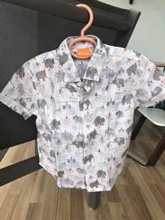 Jim Thompson linen shirt