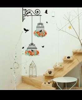 Bird Nest Wall Decor