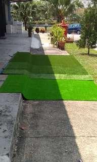 rumput tiruan murah