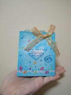 🚚 小型音樂盒