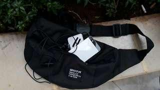 Waistbag oval distro bandung