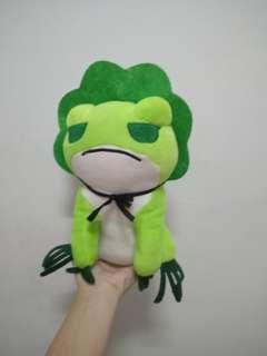 🚚 旅行青蛙娃娃