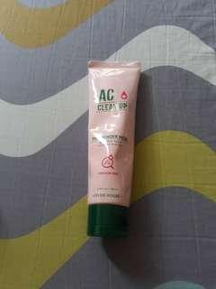 Etude House Sulfur Pink Mask (For Acne-Prone Skin)
