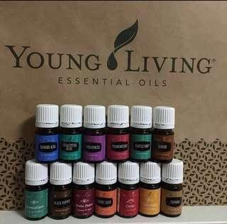 From $7 up : young living authentic essential oil