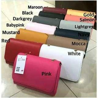 Diskon!! H&M Mini Clutch Replika