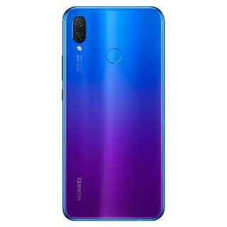 🚚 Used 2 months huawei nova 3i purple in good condition