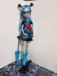 ghoulia freaky fusion doll