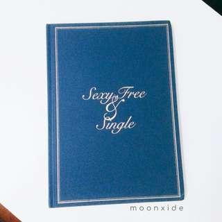 SUPER JUNIOR - Sexy, Free & Single (Donghae PC)
