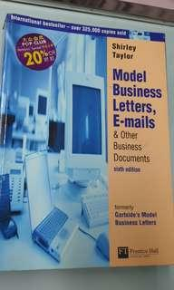 🚚 Model Business Letters, E-mails & Other Business Documents, sixth edition