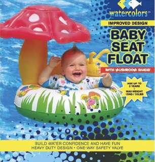 Baby floats and swim vests