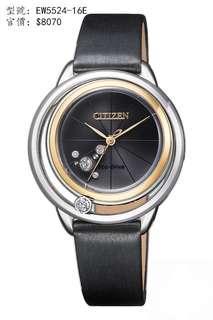CITIZEN Watch 手錶 EW5524-16E