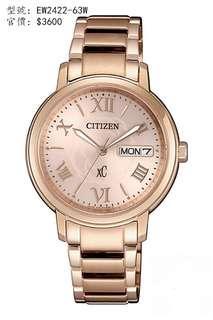 CITIZEN Watch 手錶 EW2422-63W