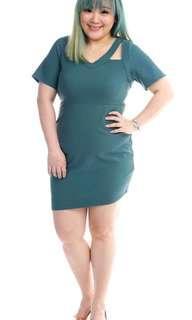 🚚 Plus Size Voycestas Emily Slang Bottom Dress