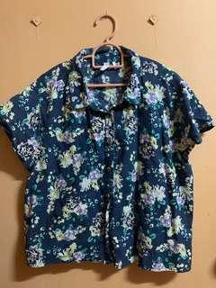 Cotton On Body Floral Shirt