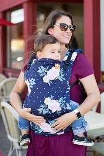🚚 Tula standard baby carrier - blossom
