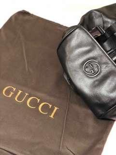 🚚 G牌真皮後背包