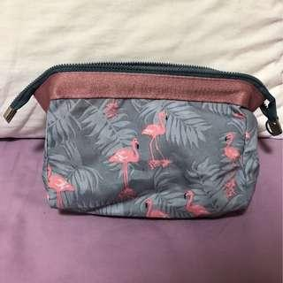 Flamingo Pouch / Bag