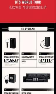 BTS Love Yourself Tour MD