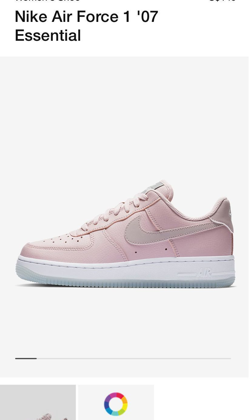 new concept 2c261 2ac3d Air Force 1, Men s Fashion, Footwear, Sneakers on Carousell