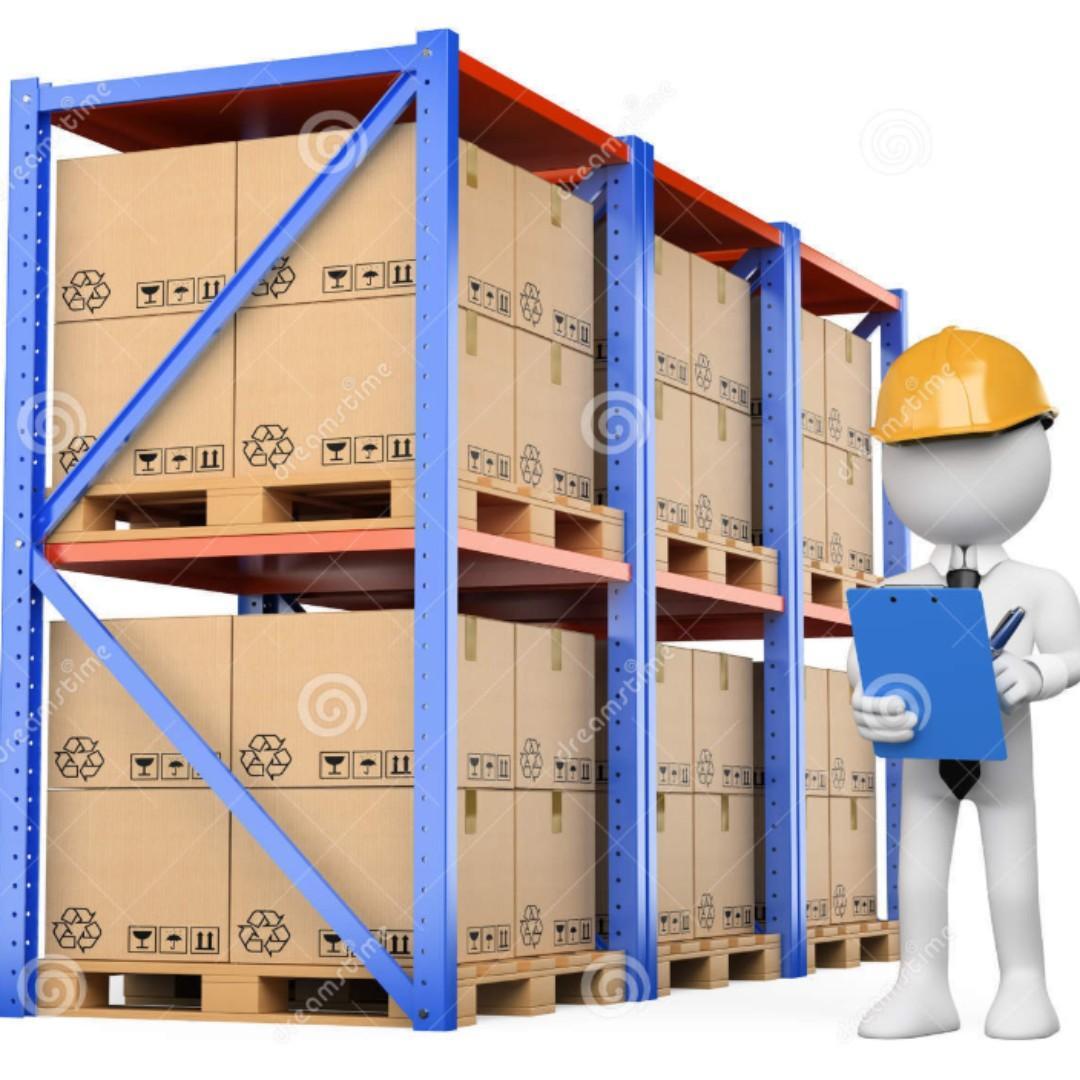 [AIRCON] Temp warehouse helper x 10, West & East area