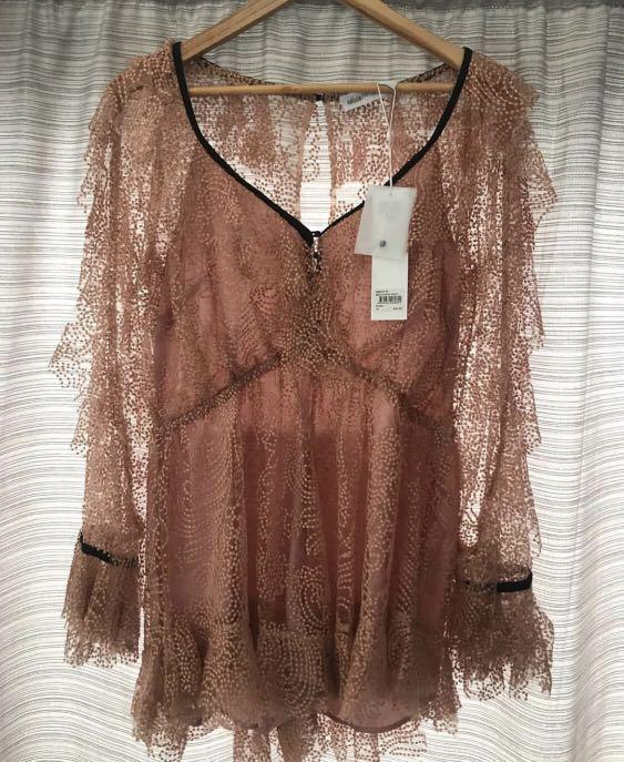 Alice McCall playsuit
