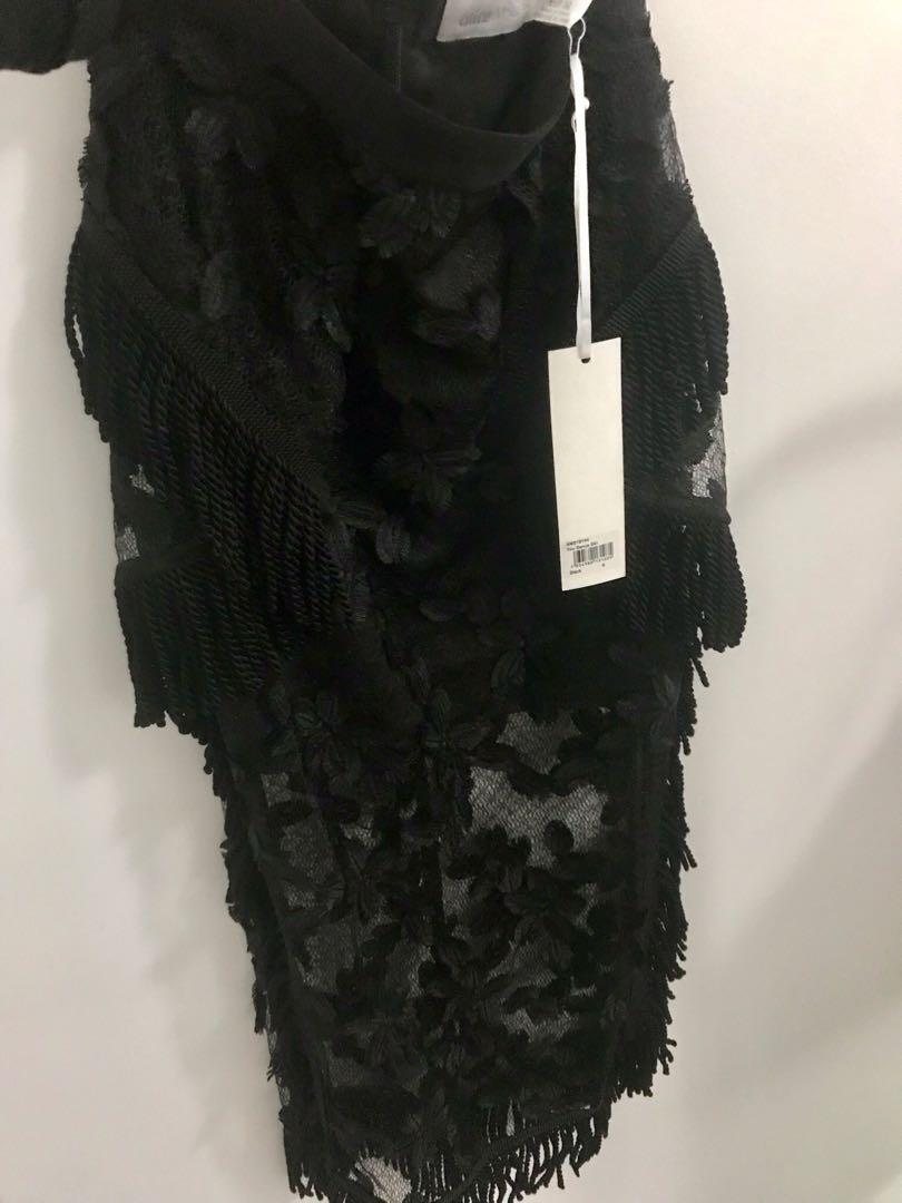 Alice McCall You Dance Skirt Black New with Tags Authentic AU8