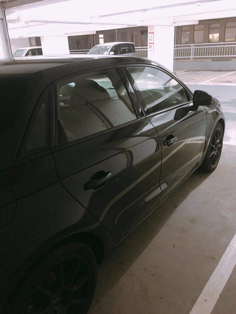 AUDI A1 1.4T 2012 月租 租車