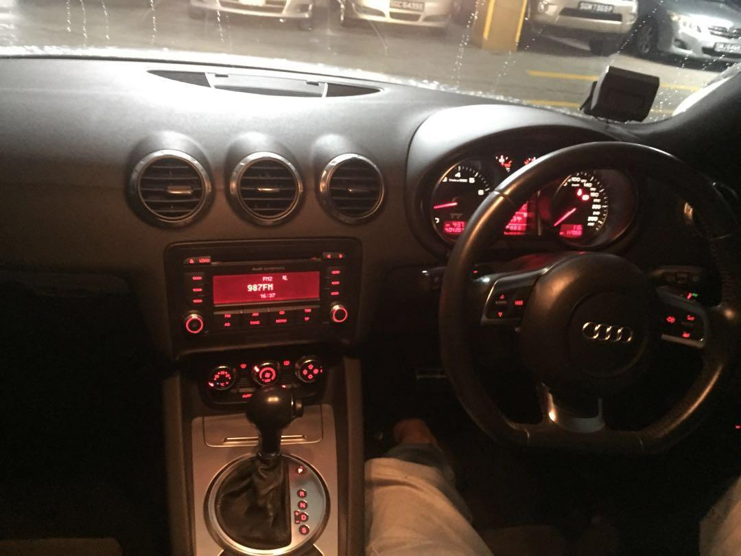 Audi TT Coupe 2.0 TFSI Auto