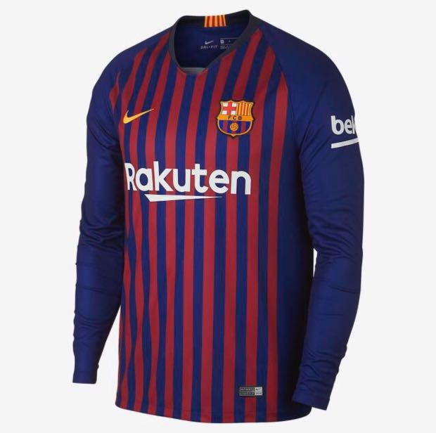 new concept 4f414 72186 Barcelona Jersey