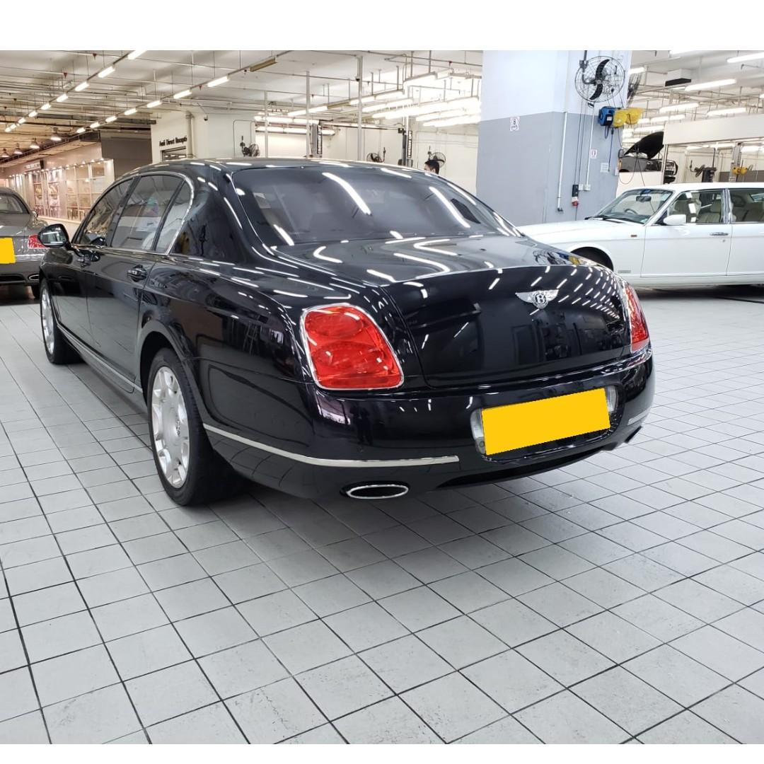 2011 / 2012 BENTLEY CONTINENTAL FLYING SPUR