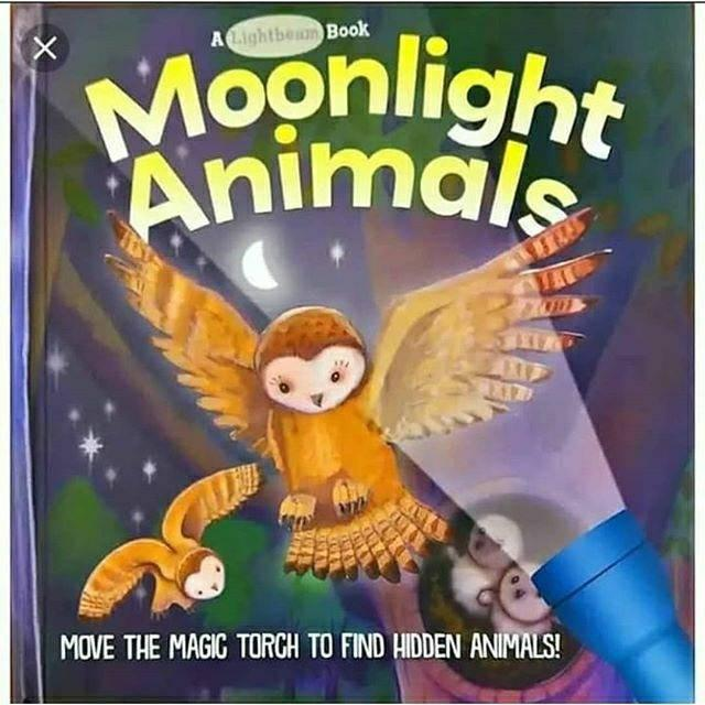 Best Seller Moonlight animal BBW
