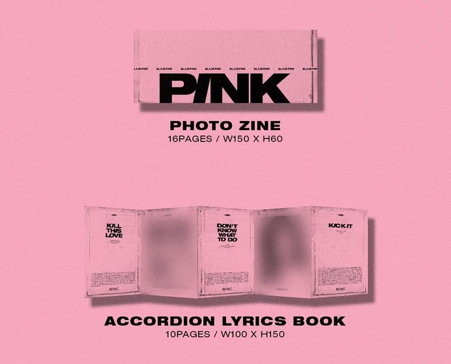 BLACKPINK 2ND MINI ALBUM [KILL THIS LOVE]
