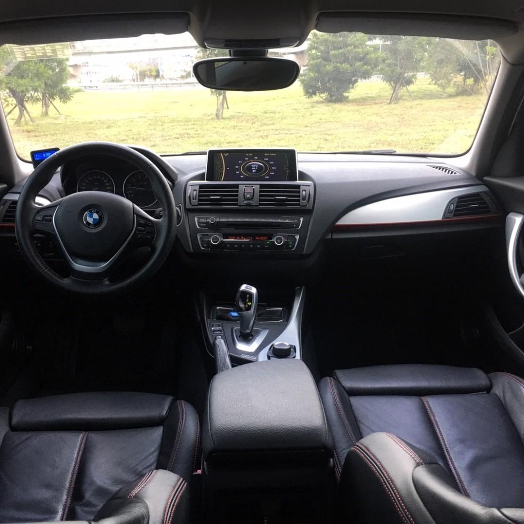 BMW 118I M版 2012年白色