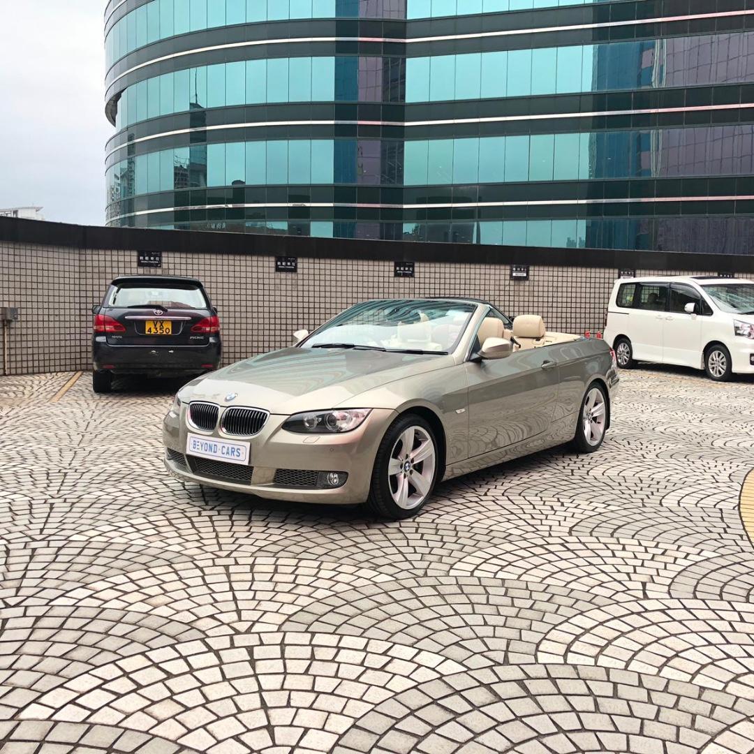 BMW 335I CONV 2009