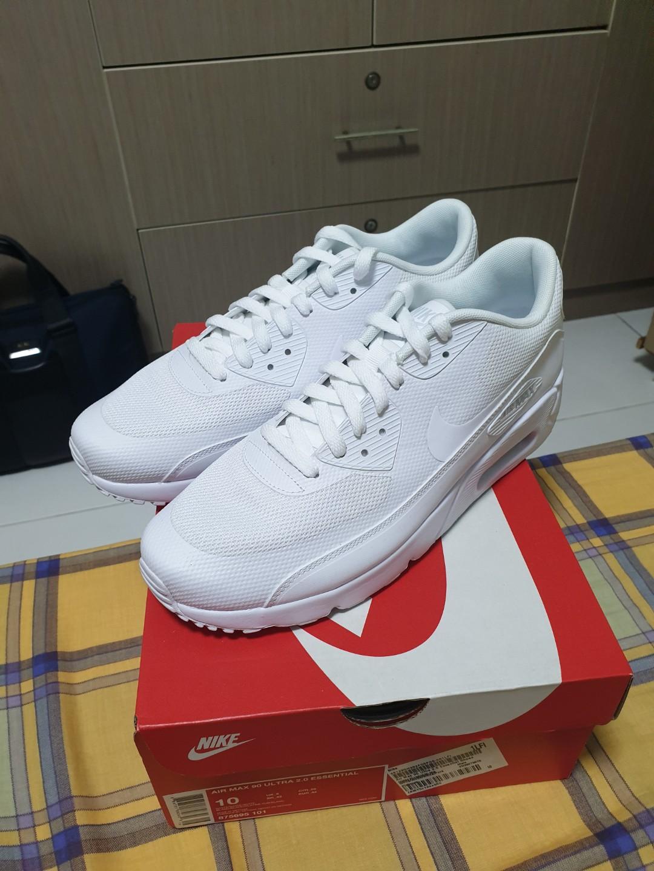 4a50d52f49 BN Nike Air Max 90 Ultra 2.0 Essential, Men's Fashion, Footwear ...