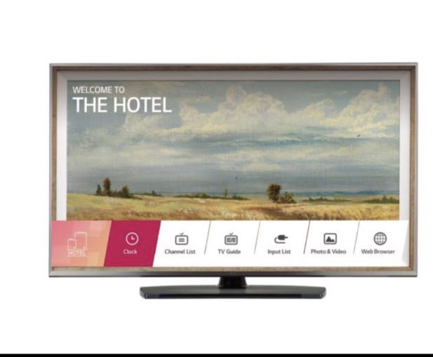 Brand new LG 55 inch commercial TV