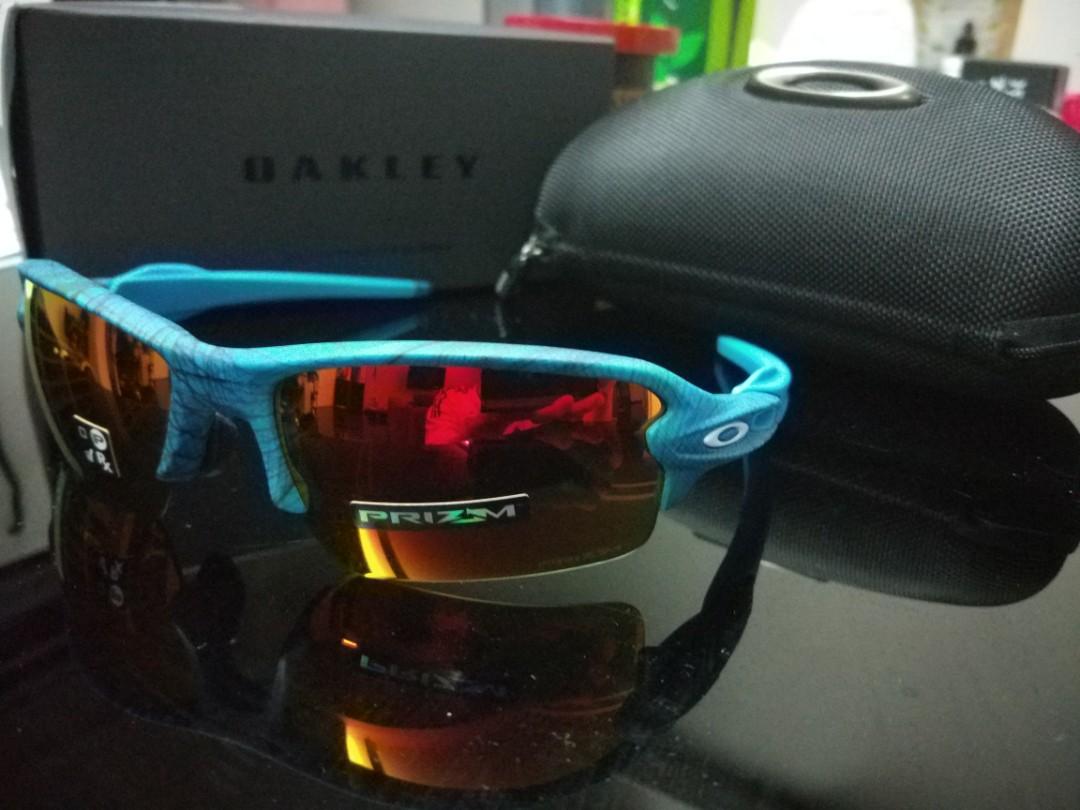 b70fe5a81dd64 Brand new Oakley aero grid collection (flak jacket 2.0 asian fit ...