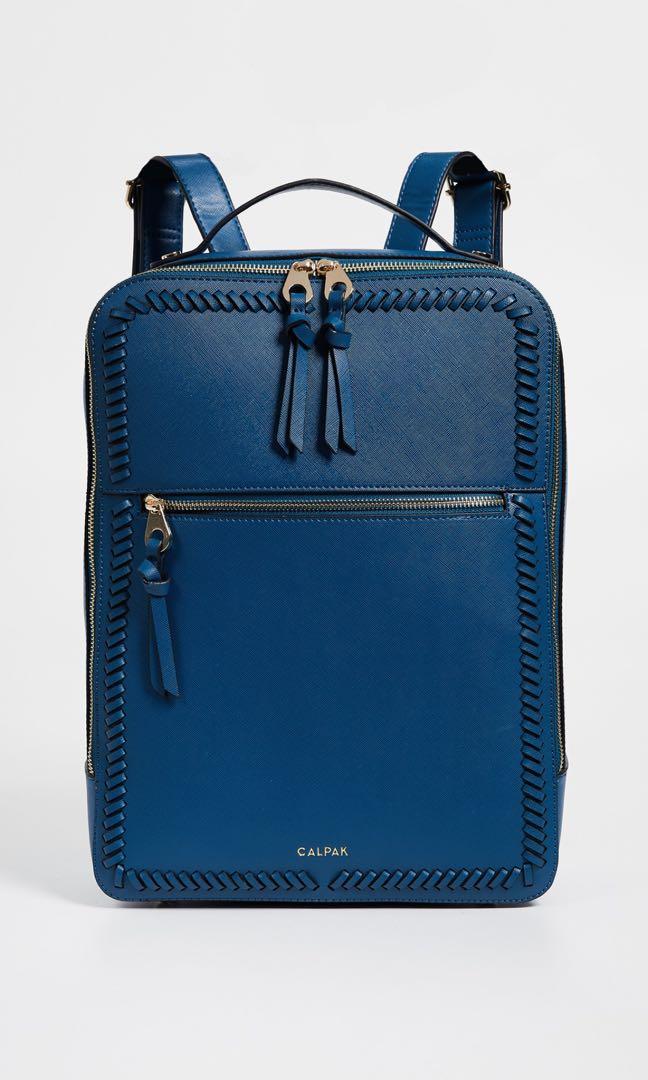 f0978a35e Calpak Deep Blue Laptop Backpack, Women's Fashion, Bags & Wallets, Backpacks  on Carousell
